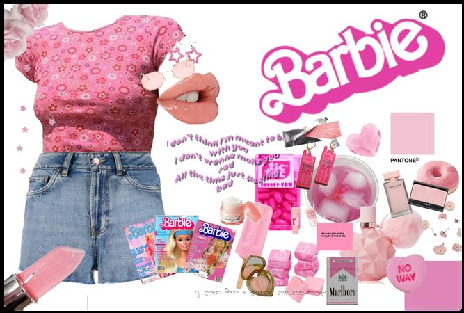 Barbie; Pretty in Pink