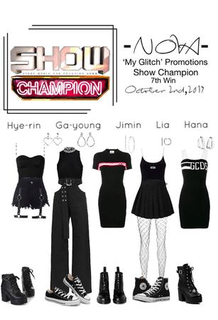 -NOVA- 'My Glitch' Show Champion