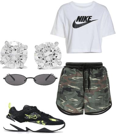 sporty shorty