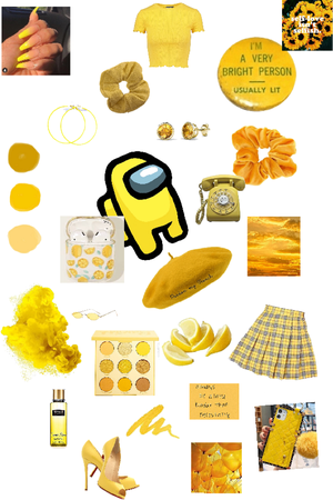 yellow pop