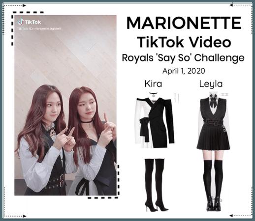 MARIONETTE (마리오네트) TikTok Video