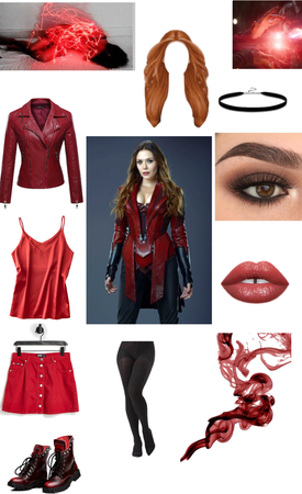 Scarlet Witch (Casual Look Edition)