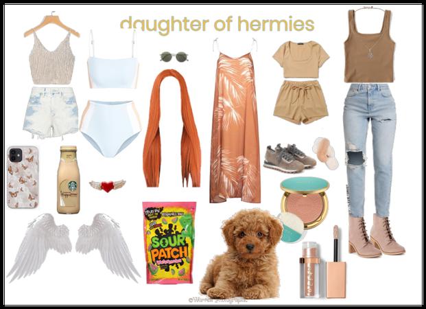daughter of hermies