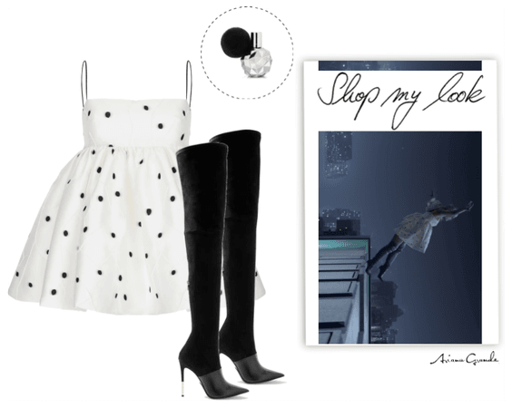 Outfit Ariana Grande - Tears Left To Cry