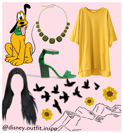 Pluto Outfit Inspo