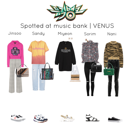 [Spotted at music bank] 뮤직뱅크 출근길-VENUS