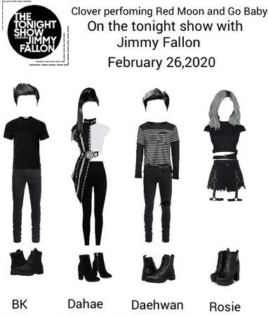 clover on Jimmy Fallon
