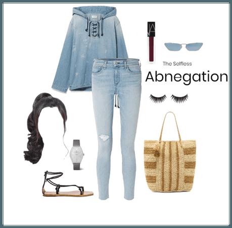 [ Divergent - Abnegation ]