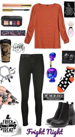 Halloween-Themed