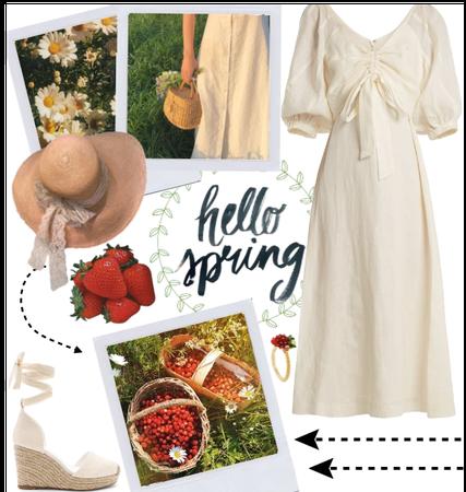 SPRING 2020: Midi-Dress Style