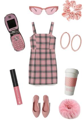 Classy Pink Girl