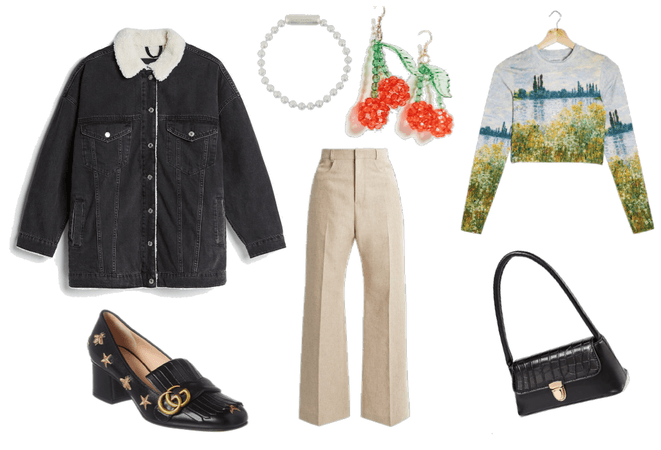 Harry Styles inspired outfit