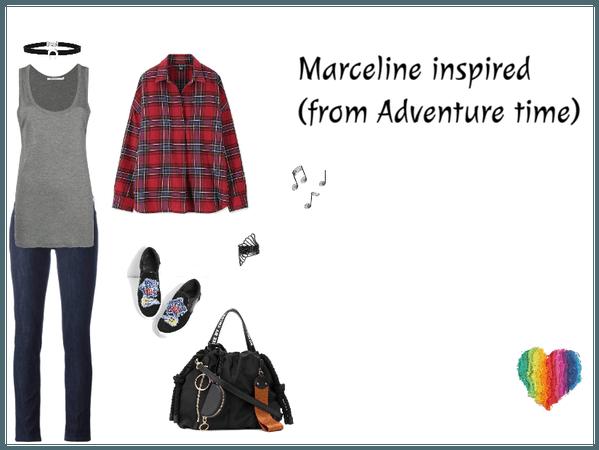 Marceline inspired