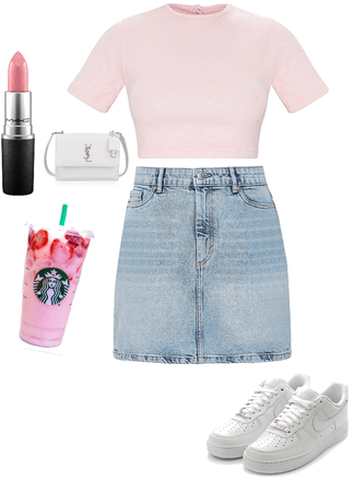 just a cute lil outfit