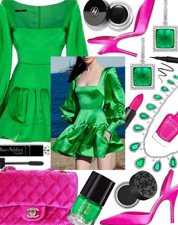 FALL 2020: Alex Perry Dream Dress