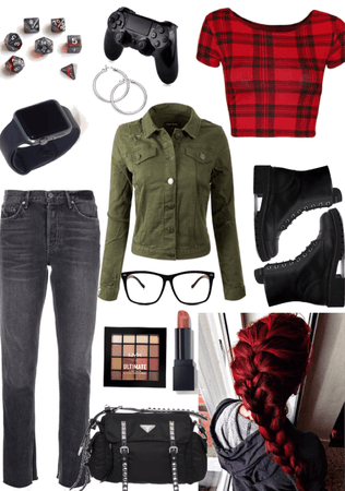 Outfit for GB n.2 : stay nerd
