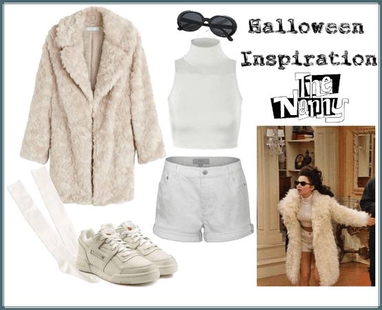 Halloween Inspo #1: The Nanny