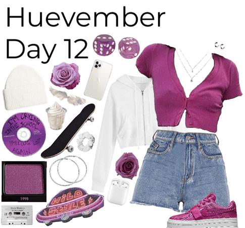 Huvember day 12