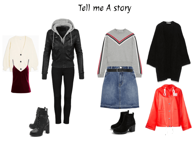 tell me a story-Kayla
