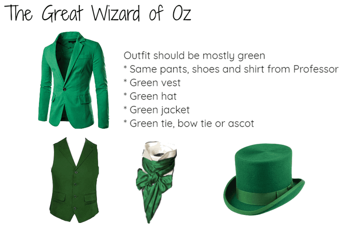 The Great Wizard of Oz