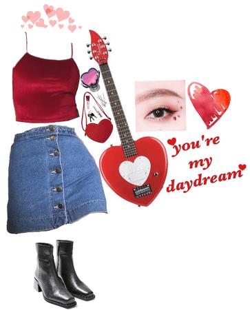 ❤️ you're my daydream