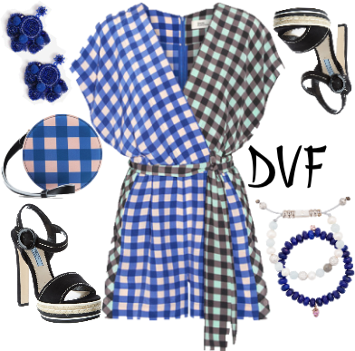 Jump Into Gingham