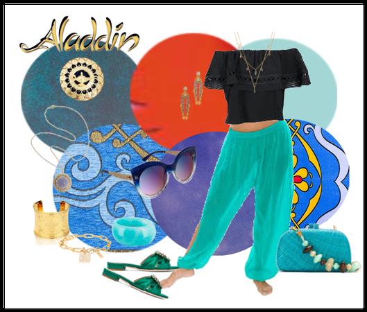 Aladdin Fashion