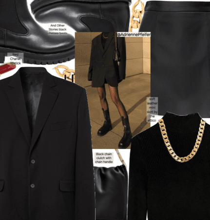 Fall Trends 2020 oversized blazer 🖤
