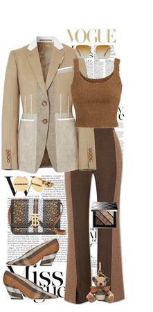 Burberry Vogue!