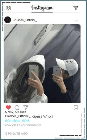 Crushes (호감) Instagram Update