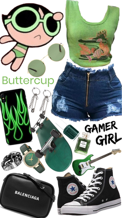 Buttercup outfit