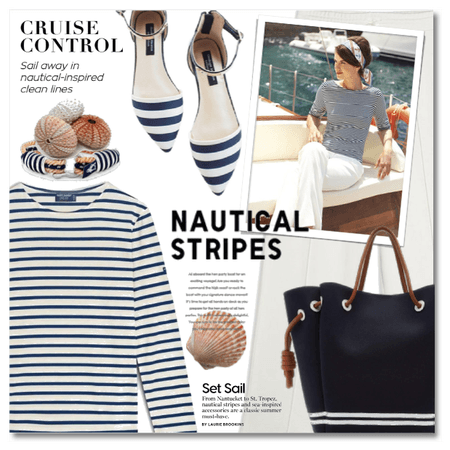 Nautical Stripes: Cruise Control