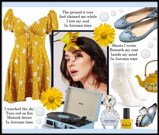 SPRING 2020: Flirty Yellow Style