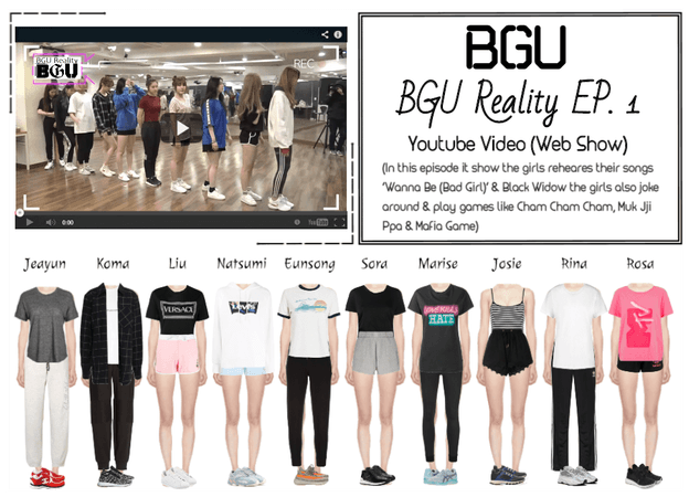 "BGU ""BGU Reality"" EP. 1"