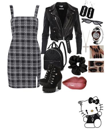 goth girl 😍😍😍