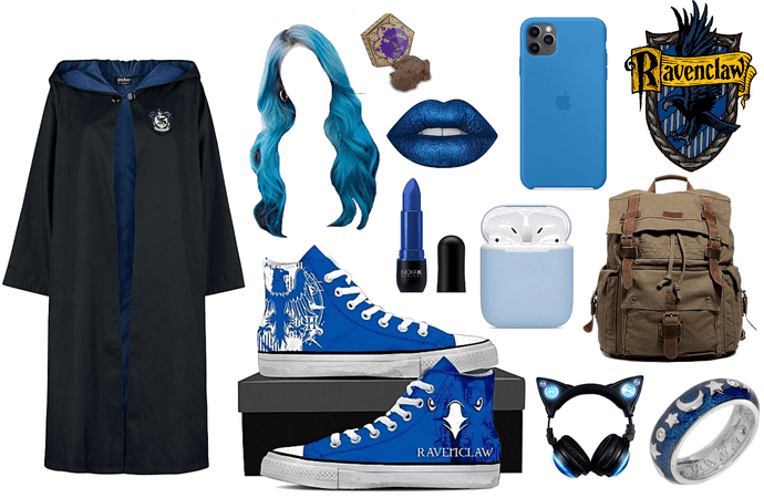 Welcome to your ravenclaw dorm