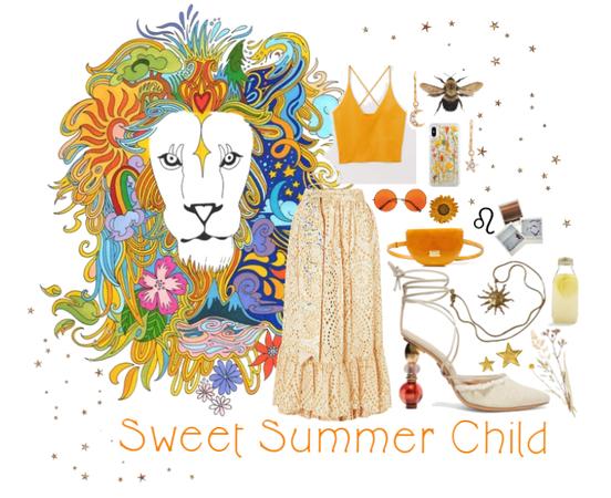 Stay Wild, Summer Child