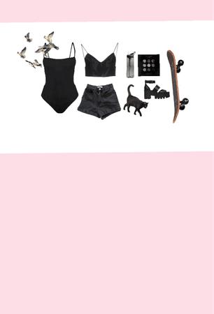 goth summer