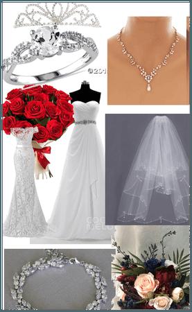 my ideal future wedding