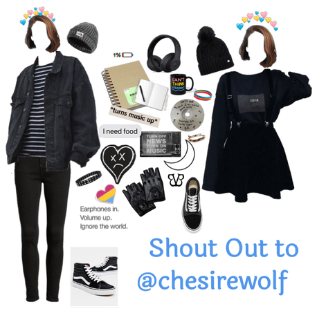 Go Follow @chesirewolf She Is Awesome