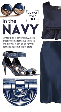 summer in navy