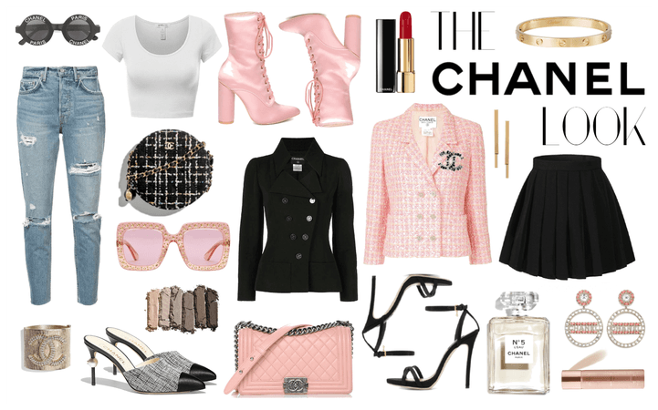The CHANEL Look