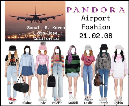 PANDORA Airport Fashion