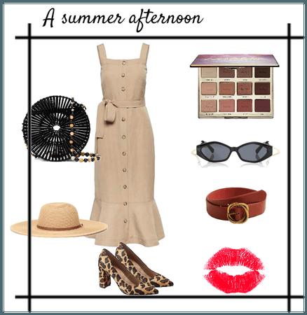 Summer afternoon in Paris !