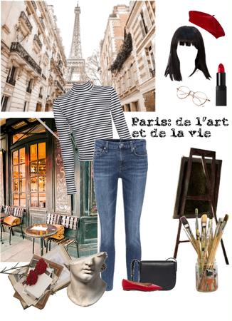 Paris: de l'art et de la vie