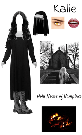 Kalie, The Holy House of Vampires