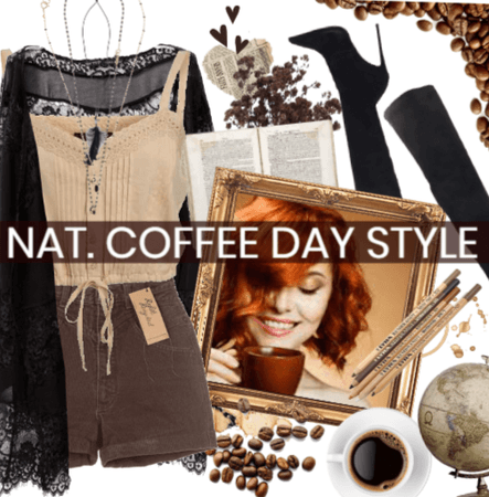Nat. Coffee Day Style