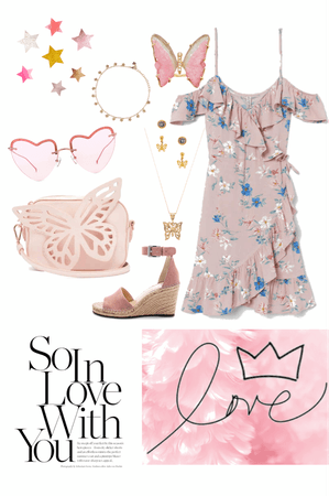 Lover Tour Look 2 - Taylor Swift