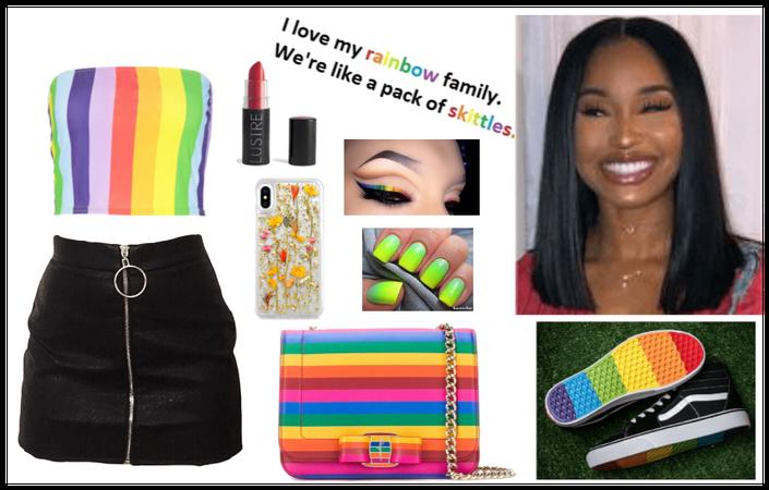 Rainbow Style #4