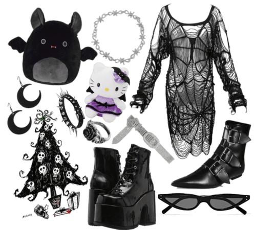 Spooky Christmas Wishlist